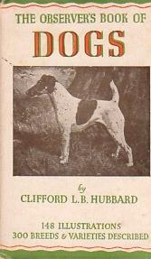 The observer s book of dogs. 148: Hubbard, Clifford L.