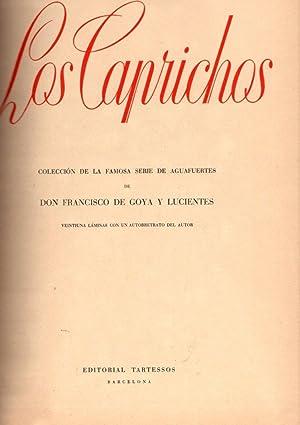 Los caprichos. Colección de la famosa serie
