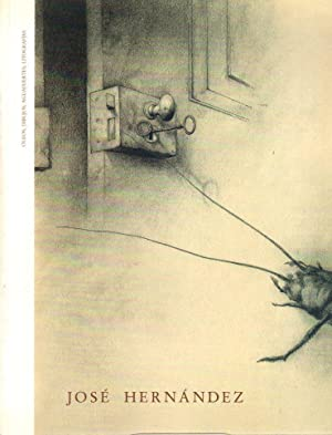 José Hernández. Óleos, dibujos, aguafuertes, litografías .