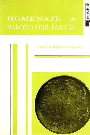 HOMENAJE A MARCELO VIGIL PASCUAL La Historia: HIDALGO DE LA