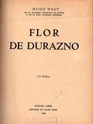 Flor de durazno .: Wast, Hugo