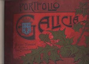 Portfolio Galicia. Naturaleza y arte. Primera y