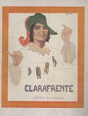 Clarafrente. Cuentos de Calleja en colores primera