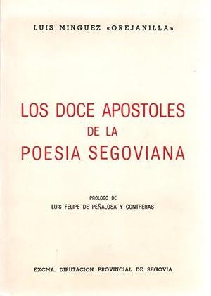 Los doce apóstoles de la poesía segoviana: Minguez Berzal, Luis