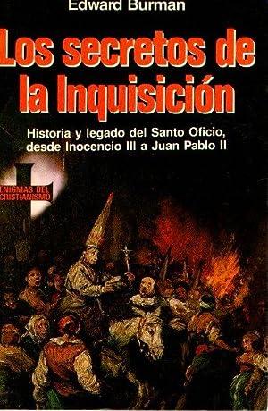 Los secretos de la Inquisición .: Burman, Edward