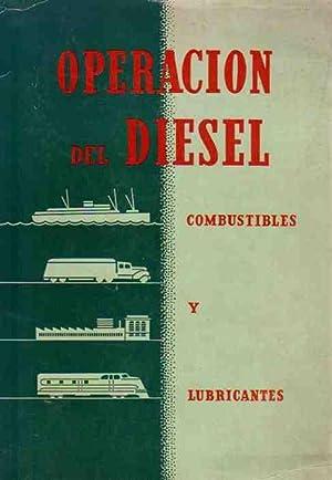 Relación de combustibles y lubricantes a una