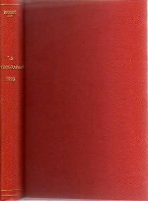 La Lithographie .: Bouchot, Henri (Membre de l'Institut Conservateur du Cabinet des Estampes.)