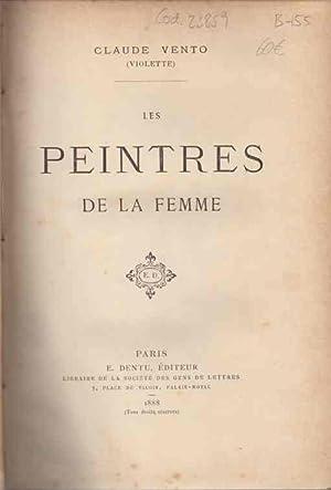 Les peintres de la femme .: Vento, Claude ((Violette))