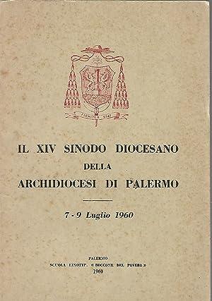 il xiv sinodo diocesano della archidiocesi di