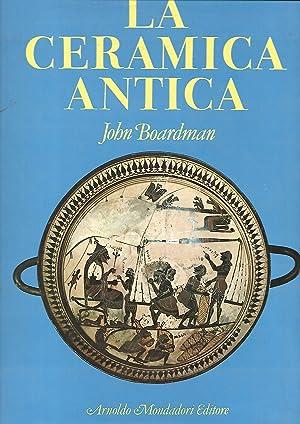la ceramica antica: boardman john