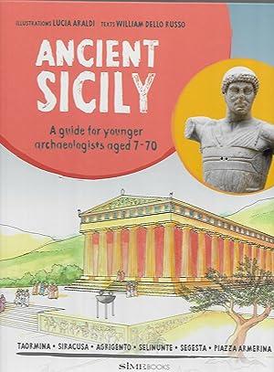 la sicilia antica guida archeologica per i: dello russo william