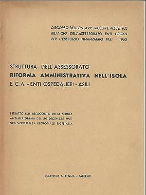 relazione previsionale e programmatica della regione siciliana: grimaldi attilio