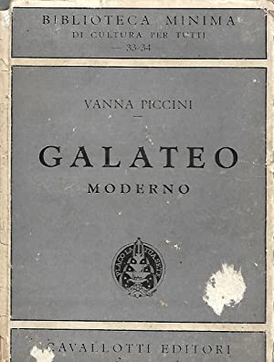 galateo moderno: piccini vanna