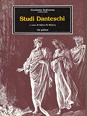 Studi Danteschi: Ardizzone Girolamo