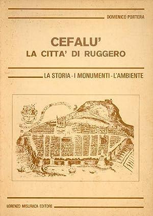 Cefalù la città di Ruggero - la: Portera Domenico