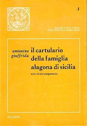 IL CARTULARIO DELLA FAMIGLIA ALAGONA DI SICILIA: Giuffrida Antonino