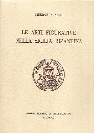 le arti figurative nella sicilia bizantina: agnello giuseppe