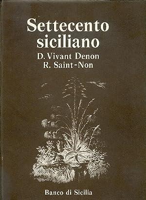 SETTECENTO SICILIANO 2 VOLl: DENON D. VIVANT