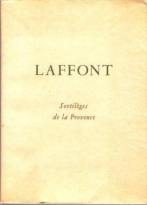 Laffont Sortilèges de la Provence: Waldemar George