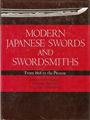 Modern Japanese Swords and Swordsmiths From 1868: Leon Kapp, Hiroko