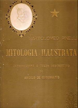 Mitologia Illustrata: Bartolomeo Pinelli