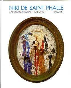 Niki de Saint Phalle 2 Voll. in: Janice Parente, Pierre