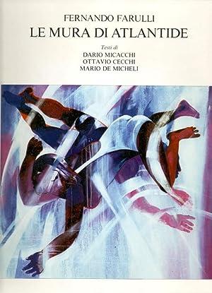 Fernando Farulli Le Mura di Atlantide: Dario Micacchi, Ottavio