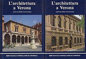 L'architettura a Verona nell'età della Serenissima (sec.: A cura di