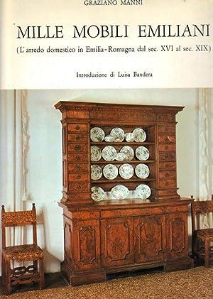 Mille mobili emiliani l 39 arredo domestico in emilia romagna - Outlet mobili emilia romagna ...