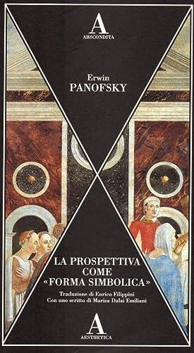 La prospettiva come «forma simbolica»: Erwin Panofsky