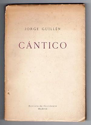 Cántico: Jorge GUILLEN