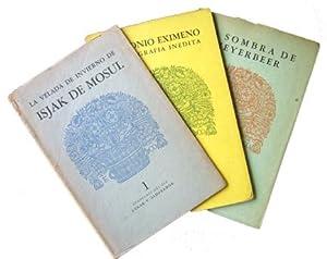 Cuadernos del Eco (1949). Colección completa.: Julio CORTAZAR -