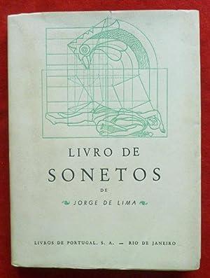 Livro de sonetos: Jorge DE LIMA