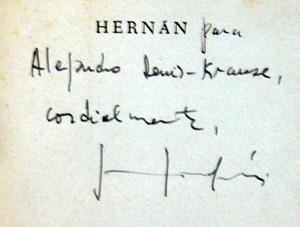 Hernán: Poema dramático en cinco cuadros.: Jorge DI PAOLA LEVIN - Witold GOMBROWICZ