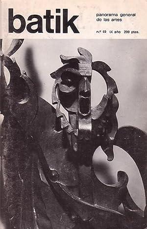 BATIK. Panorama General de las Artes. Nº: RUFI-GIBERT, M. (Director).