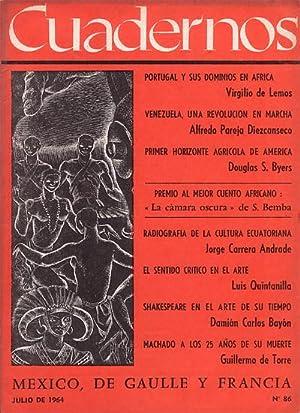 CUADERNOS. La Revista Mensual de América Latina.: ARCINIEGAS, Germán (Director).