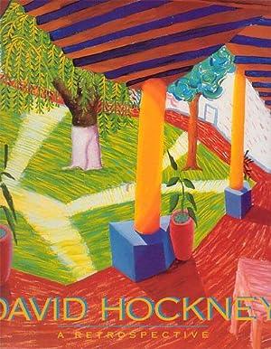 DAVID HOCKNEY. A Retrospective (Catálogo exposición): KITAJ, R. B.