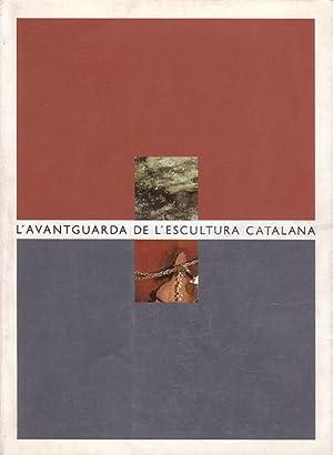 L'AVANTGUARDA DE L'ESCULTURA CATALANA. Barcelona, Setembre-Octubre 1989: GARCIA, Josep Miquel