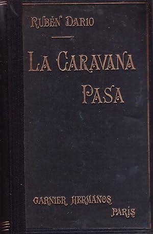 LA CARAVANA PASA: DARIO, Rubén