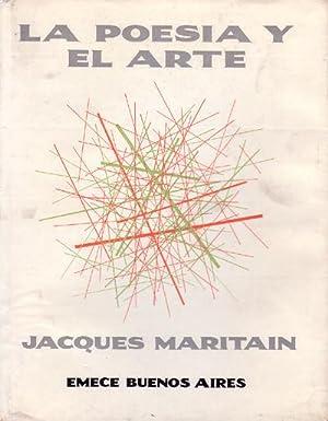 LA POESIA Y EL ARTE: MARITAIN, Jacques