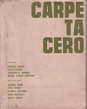 CARPETA CERO. Nº 4: ALASCIO CORTAZAR, Miguel