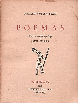 POEMAS: YEATS, William Butler