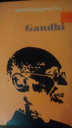 Autobiografía. Gandhi.: GANDHI.