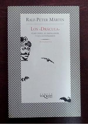 Los Drácula - Ralf Peter Märtin: Ralf Peter Märtin