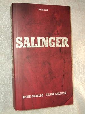 Salinger Biografia / Shields - Salerno /en: DAVID SHIELDS -