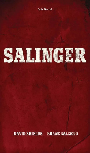 Salinger David Fields & Shane Salerno: David Fields &