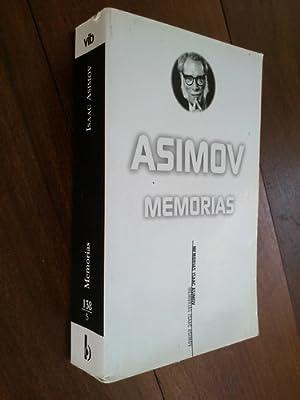 Memorias - Isaac Asimov: Isaac Asimov
