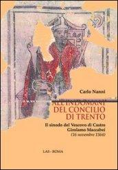 All'indomani del concilio di Trento. Il sinodo: Nanni, Carlo