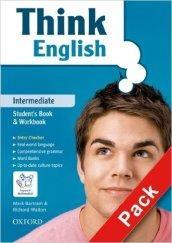 Think English. Intermediate. Student's book-Workbook-My digital book.: Bartram, Mark; Walton,