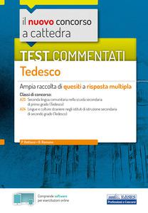 TEST COMMENTATI Tedesco: Ampia raccolta di quesiti: P. Bottassi, B.